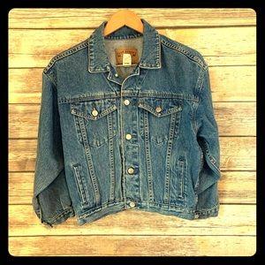 Vintage Gap women's Denim Jean jacket - Kids XL